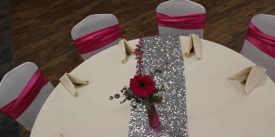 The Stadium View wedding Green Bay