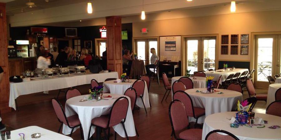 The Veranda at Boone's Trace National Golf Course wedding Lexington