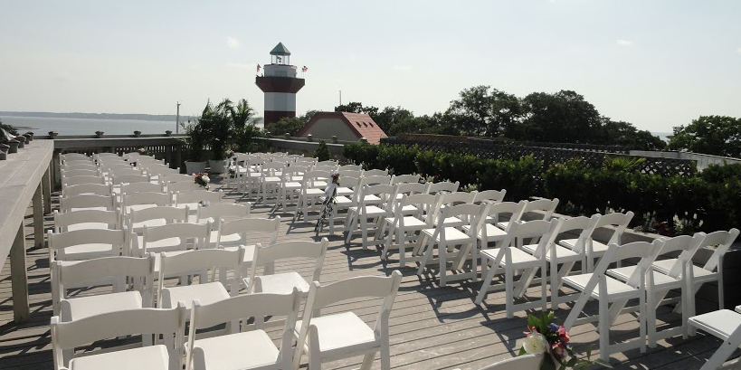 Harbour Town Yacht Club wedding Hilton Head