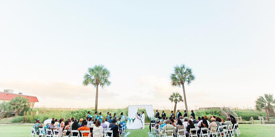 DoubleTree Resort by Hilton Myrtle Beach Oceanfront wedding Myrtle Beach