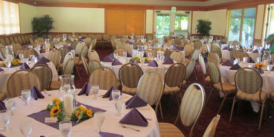 Pumpkin Ridge Golf Club wedding Portland