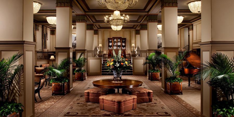 Francis Marion Hotel wedding Charleston