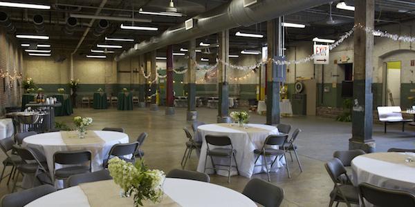 Lowe Mill Arts & Entertainment wedding Huntsville