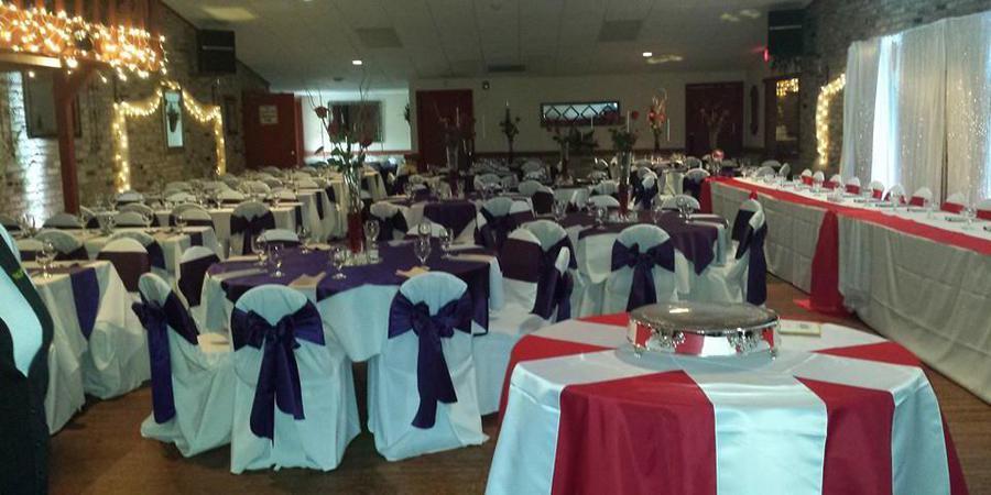 The Loft and Chapel at Cedar Ridge wedding Milwaukee