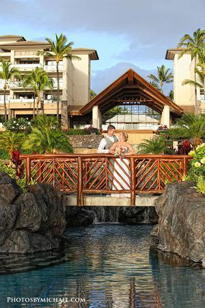 Montage Kapalua Bay wedding Maui