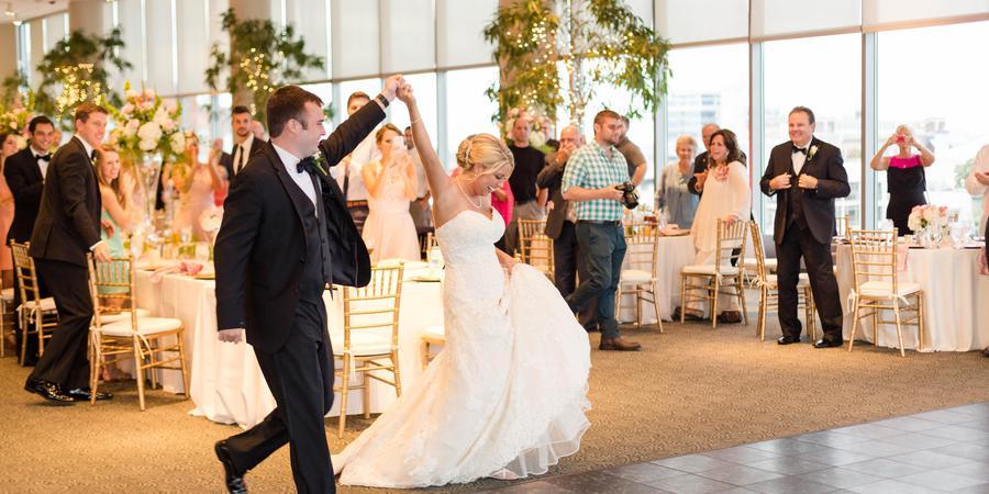 The Muhammad Ali Center wedding Louisville