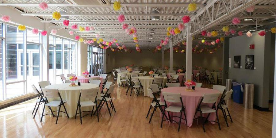 The Lyric Theatre and Cultural Art Center wedding Lexington