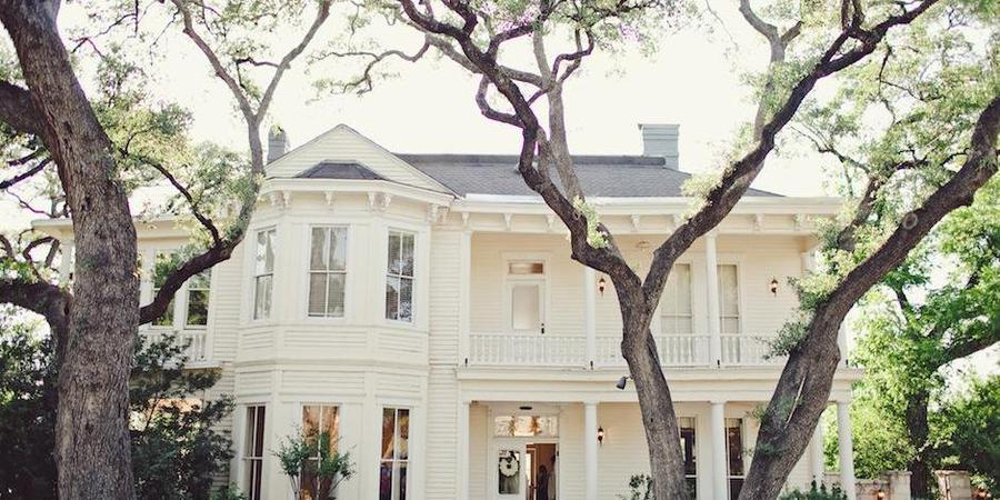 The Allan House Weddings | Get Prices for Wedding Venues in TX