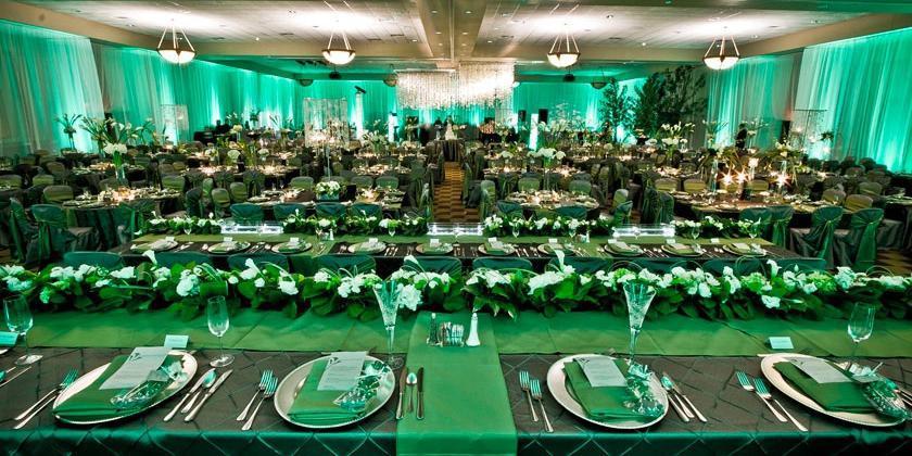 Kalahari Resorts and Trappers Turn Golf Club wedding Madison