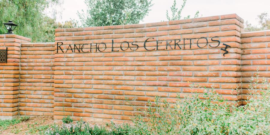 Rancho Los Cerritos wedding Los Angeles