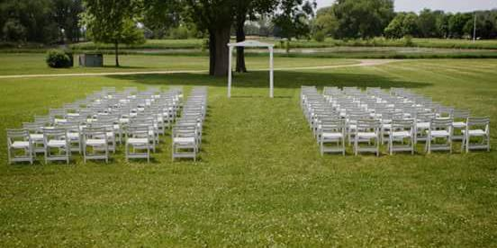 Warner Park Community Recreation Center wedding Madison