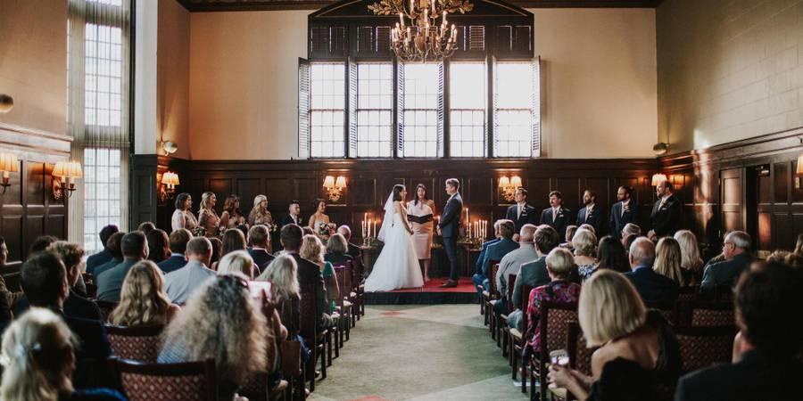 University Club of Portland wedding Portland