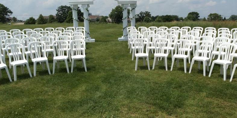 Kestrel Ridge Golf Club wedding Milwaukee