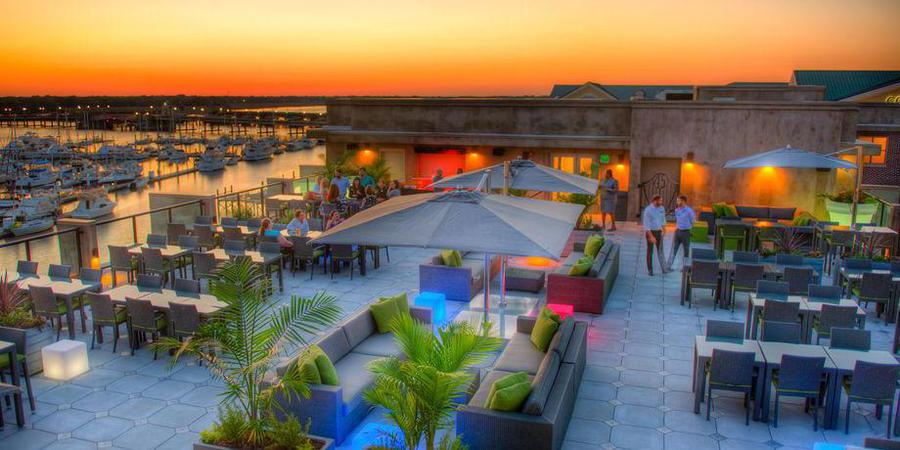 Hilton Garden Inn Charleston Waterfront/Downtown wedding Charleston