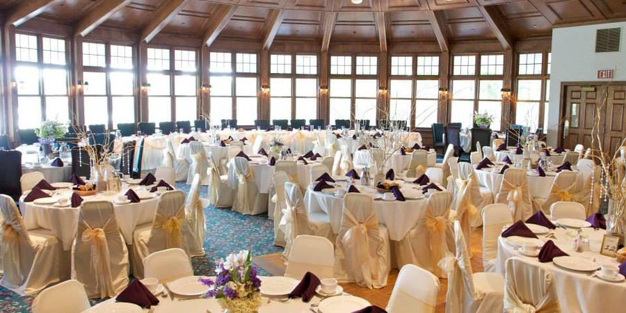 Stone Arch at Riverview Gardens wedding Green Bay