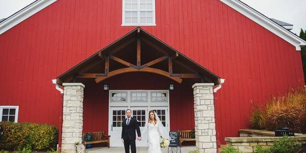 Lodge at Ironwoods wedding Kansas City