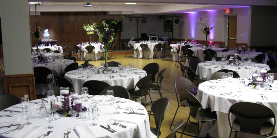 The Oak Room wedding Kansas City