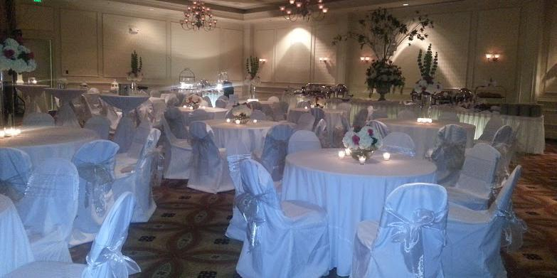 The Hampton at Convention Center wedding New Orleans