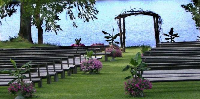 Camp Alexander Mack wedding Northeast Indiana