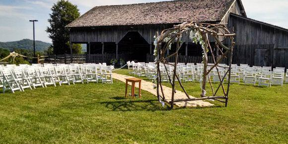 Rocky Mount Museum wedding Knoxville