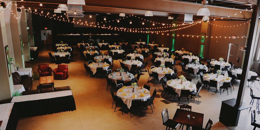 Green Bay Distillery wedding Green Bay