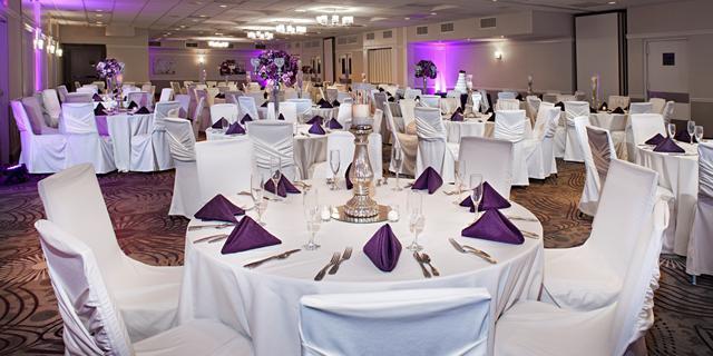 Best Western Plus SteepleGate Inn wedding Des Moines