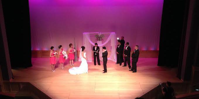 BlackRock Center for the Arts wedding Baltimore