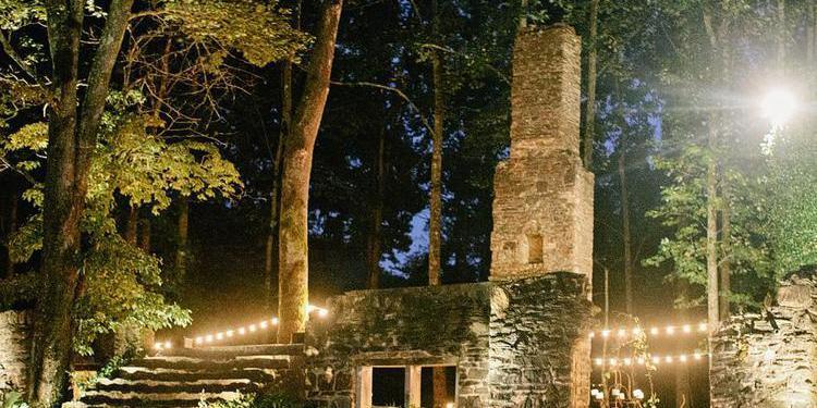 The Ruins at Kellum Valley Farm wedding Atlanta