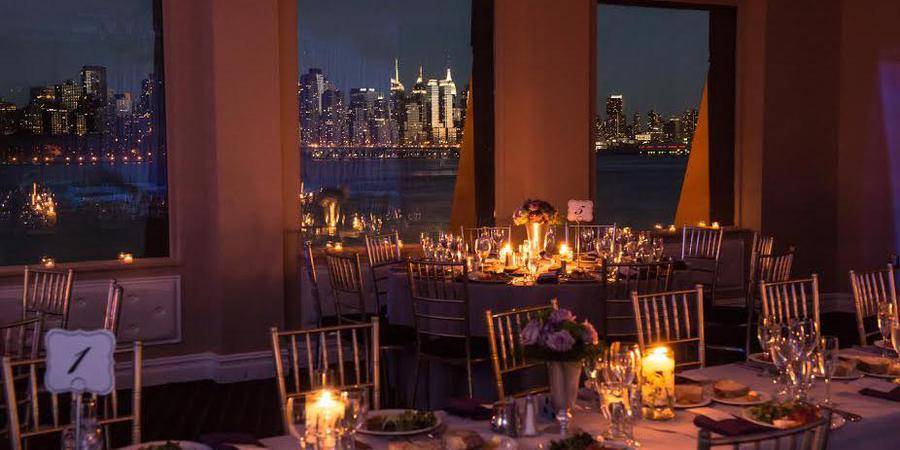 Waterside Events wedding North Jersey