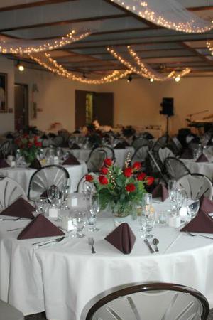 The Dawes Arboretum wedding Columbus