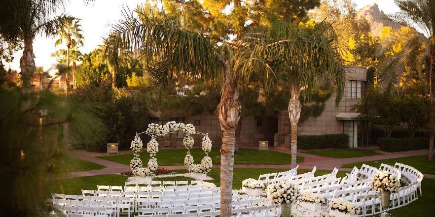Arizona Biltmore wedding Phoenix/Scottsdale