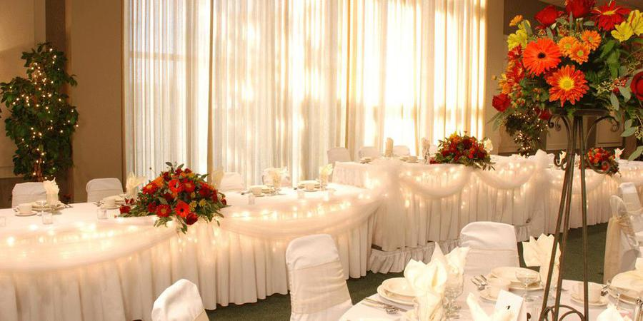St. Josaphat Banquet Centre wedding Detroit