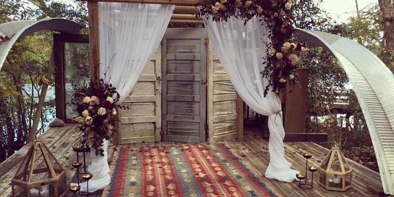 Walker World wedding Wilmington
