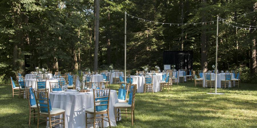 The Inn at Honey Run wedding Columbus