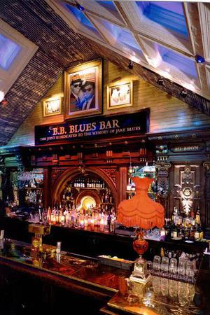 House of Blues New Orleans wedding New Orleans