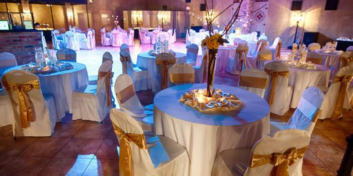 Fleur de Lis Event Center wedding New Orleans