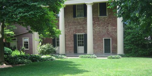 Bodley- Bullock House wedding Lexington