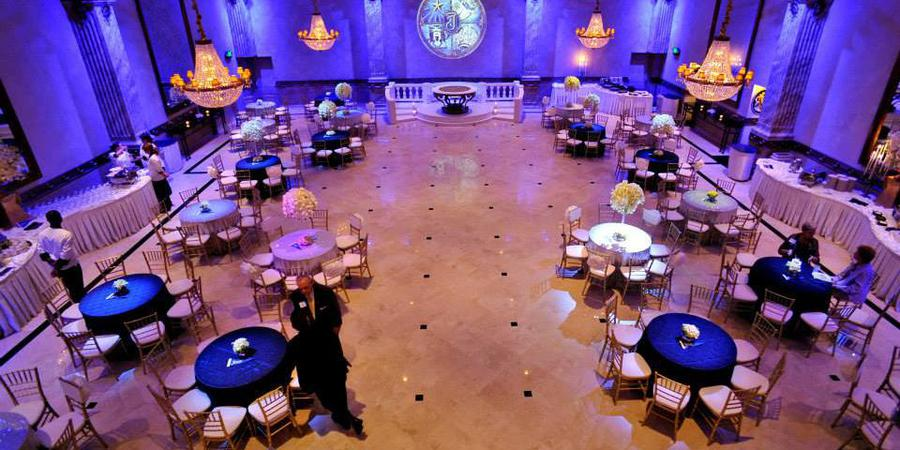 The Balcony Ballroom wedding New Orleans