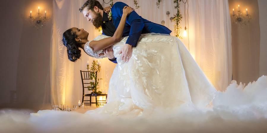 The Pavilion Event Space wedding Kansas City