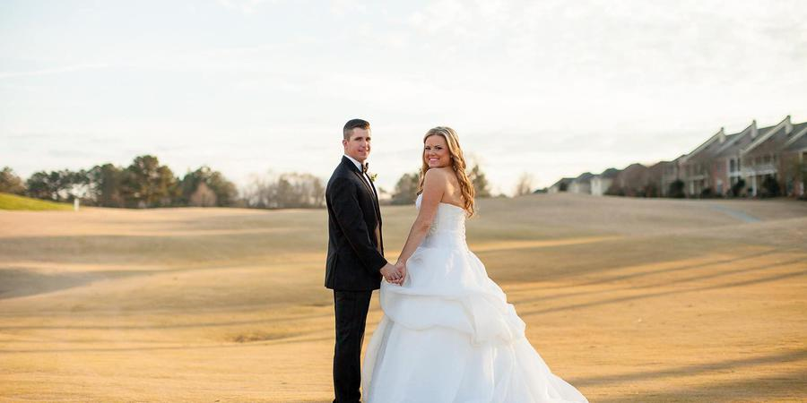 Canebrake Country Club wedding Mississippi