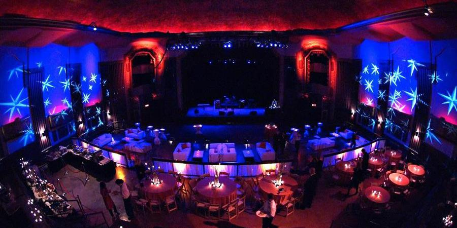 The Royal Oak Music Theatre wedding Detroit