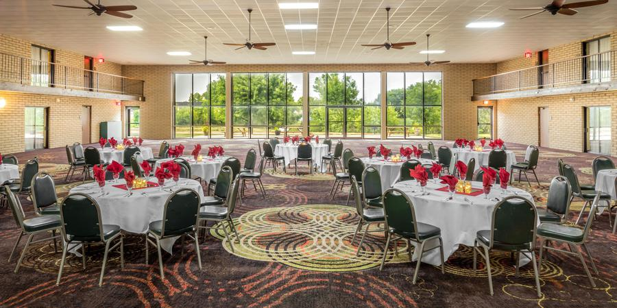 Best Western Wichita North wedding Wichita