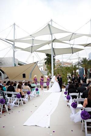Mesa Arts Center wedding Phoenix/Scottsdale