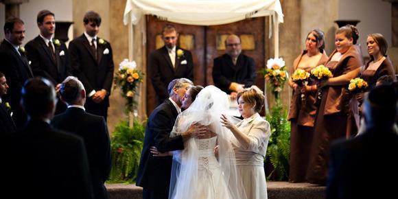 Temple Kol Emeth wedding Atlanta