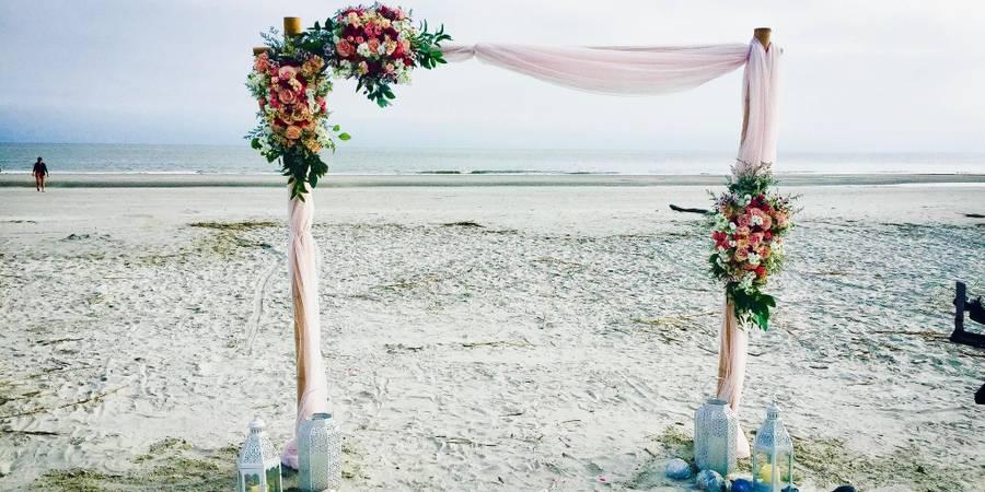 Palmetto Dunes Oceanfront Resort wedding Hilton Head