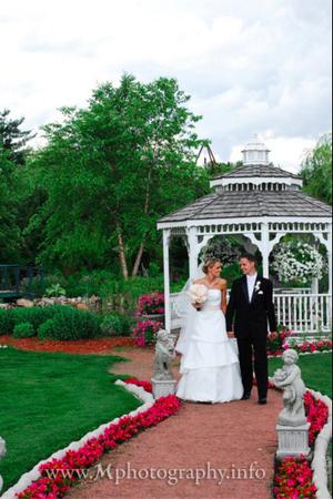 Village Gardens wedding Wausau