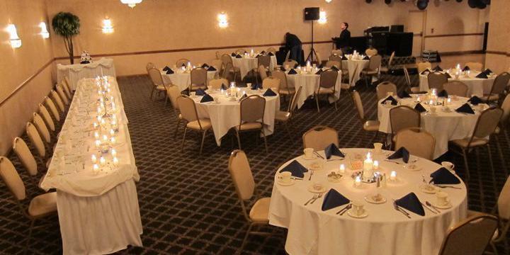 Brennan's Banquet Center wedding Cleveland