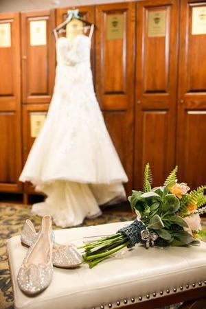 West Bend Country Club wedding Milwaukee