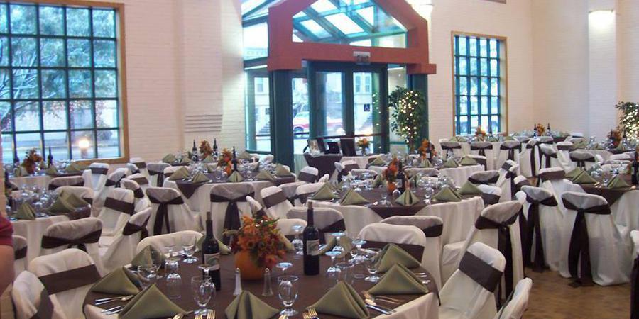 Nicolaysen Art Museum wedding Wyoming