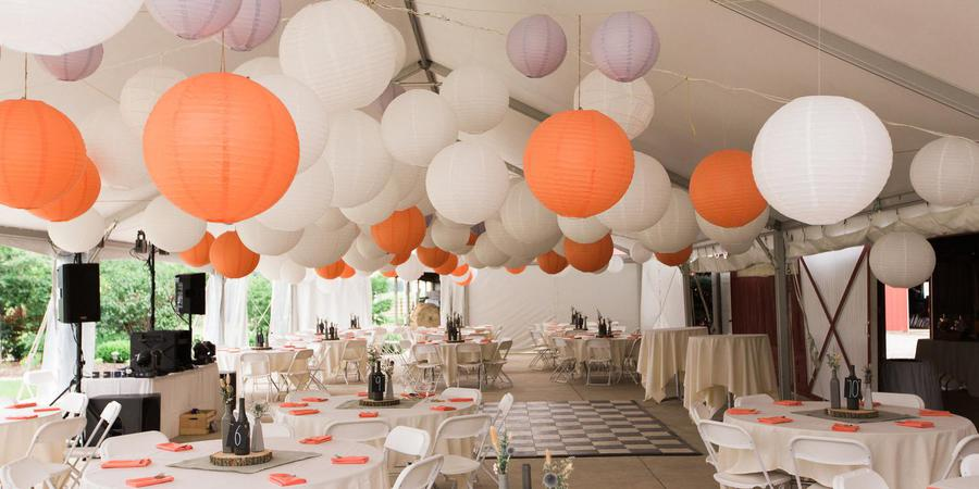 Crago Farms wedding Columbus